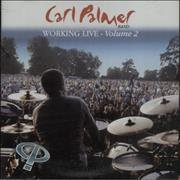 Click here for more info about 'Carl Palmer - Working Live - Volume 2'