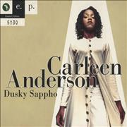 Click here for more info about 'Carleen Anderson - Dusky Sappho'