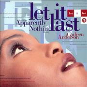 Click here for more info about 'Carleen Anderson - Let It Last'
