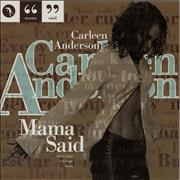 Click here for more info about 'Carleen Anderson - Mama Said'
