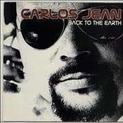Click here for more info about 'Carlos Jean - Back To The Earth'