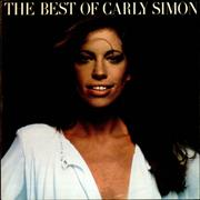 Click here for more info about 'Carly Simon - The Best Of Carly Simon + Lyric Inner'