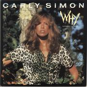 Click here for more info about 'Carly Simon - Why'