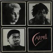Carmel Carmel UK vinyl LP