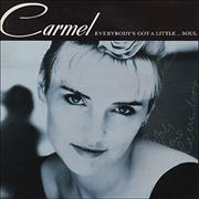 Click here for more info about 'Carmel - Everybody's Got A Little Soul - Autographed!'