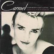 Click here for more info about 'Carmel - Everybody's Got A Little Soul'
