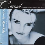 Click here for more info about 'Carmel - Everybody's Got A Little...Soul'