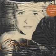 Click here for more info about 'Carmel - I Have Fallen In Love - Material Sleeve'