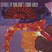 Click here for more info about 'Carmel - If You Don't Come Back'