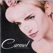 "Carmel It's All In The Game UK 7"" vinyl"