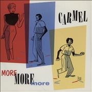 Click here for more info about 'Carmel - More More More - Solid'