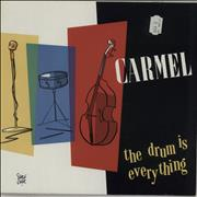 Click here for more info about 'Carmel - The Drum Is Everything'