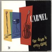 Carmel The Drum Is Everything UK CD album