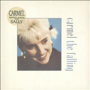 Carmel The Falling France vinyl LP