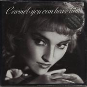 Click here for more info about 'Carmel - You Can Have Him - Poster sleeve'