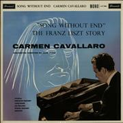 Click here for more info about 'Carmen Cavallaro - Song Without End - The Franz Liszt Story'