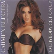 Click here for more info about 'Carmen Electra - Everybody Get On Up - Autographed'