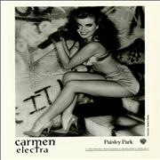 Click here for more info about 'Carmen Electra - Hot'