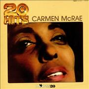 Click here for more info about 'Carmen McRae - 20 Hits'