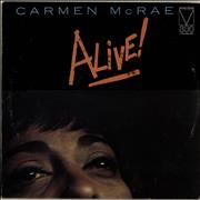 Click here for more info about 'Carmen McRae - Alive!'