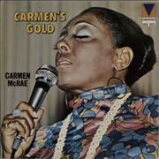 Click here for more info about 'Carmen McRae - Carmen's Gold'