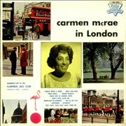 Click here for more info about 'Carmen McRae - In London'