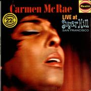 Click here for more info about 'Carmen McRae - Live At Sugar Hill, San Francisco'
