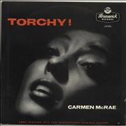 Click here for more info about 'Carmen McRae - Torchy!'