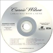 Click here for more info about 'Carnie Wilson - Christmas With Carnie'