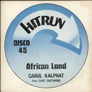 Click here for more info about 'Carol Kalphat - African Land'