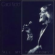 Click here for more info about 'Carol Kidd - All My Tomorrows - EX'