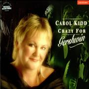 Click here for more info about 'Carol Kidd - Crazy For Gershwin'