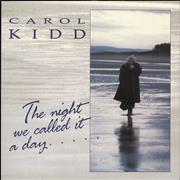 Click here for more info about 'Carol Kidd - The Night We Called It A Day + Lyric Inner'
