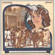 Click here for more info about 'Carole King - Fantasy'