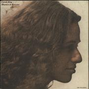 Click here for more info about 'Carole King - Rhymes & Reasons - Ruby Red'