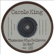 Click here for more info about 'Carole King - Someone Who Believes In You'