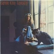 Carole King Tapestry - EX UK vinyl LP