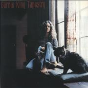 Carole King Tapestry UK vinyl LP