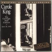 Click here for more info about 'Carole King - The Carnegie Hall Concert - 180gram Vinyl'