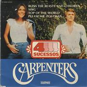 Click here for more info about 'Carpenters - 4 Sucessos'