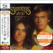 Click here for more info about 'Carpenters - 40 / 40 Best Selection'