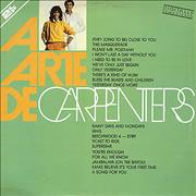 Click here for more info about 'Carpenters - A Arte De Carpenters'