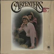Click here for more info about 'Carpenters - Carpenters'