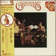 Click here for more info about 'Carpenters - Gem Of Carpenters + bonus 7