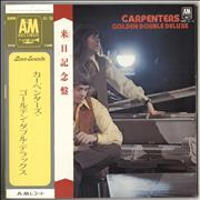 Click here for more info about 'Carpenters - Golden Double Deluxe - Double Obi'