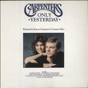 Click here for more info about 'Carpenters - Only Yesterday'