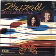 Click here for more info about 'Carpenters - Sweet Sweet Smile - White label + Sleeve - EX'