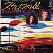 Click here for more info about 'Carpenters - Sweet Sweet Smile'