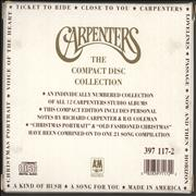 Carpenters - The Compact Disc Collection
