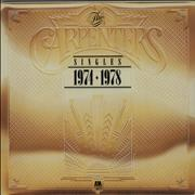 Click here for more info about 'Carpenters - The Singles 1974-1978'